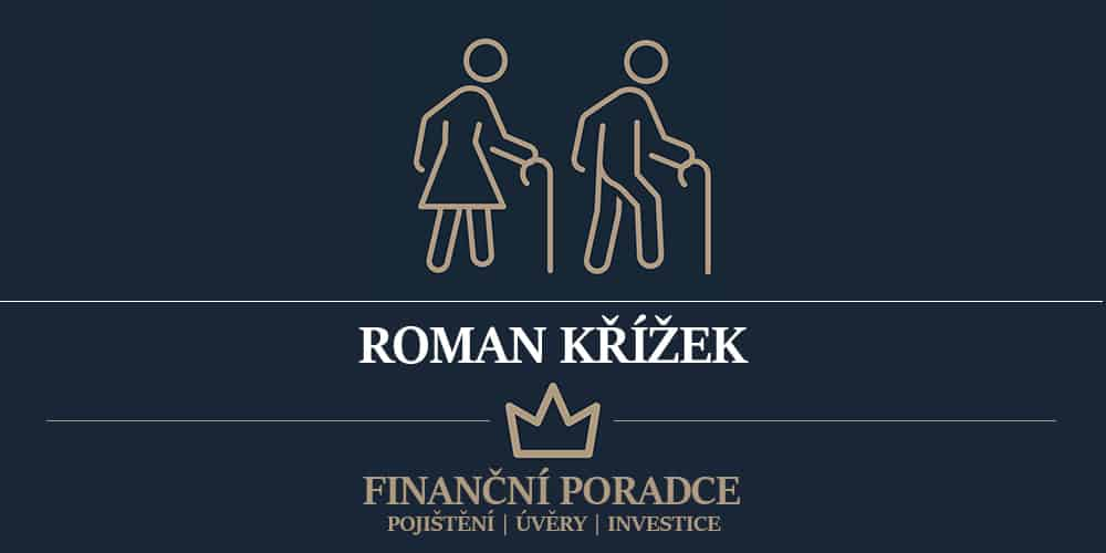 """Roman Křížek - Finanční poradce - """"Penzijko"""" - Jednoduše a přeheldně"""